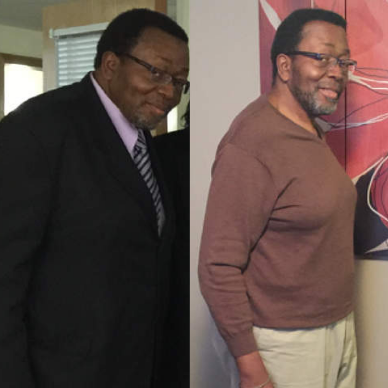 Larry T of Milwaukee Weight Loss Testimonial